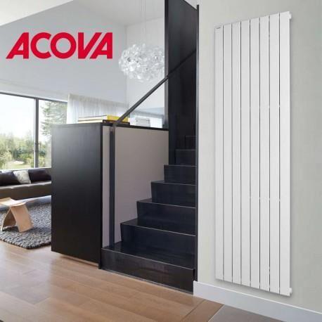 ACOVA Radiateur électrique ACOVA - FASSANE Premium Vertical 750W (hauteur 200) - inertie fluide - THXP075-200GF