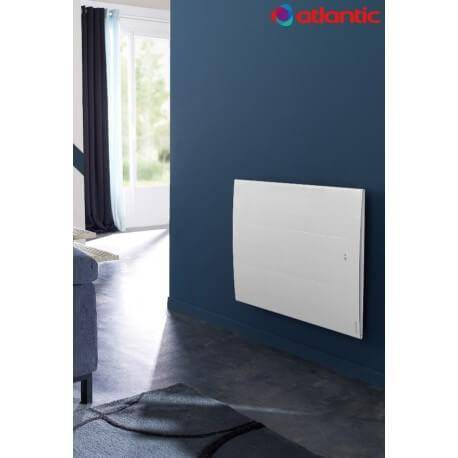ATLANTIC Radiateur Atlantic ONIRIS 1250W Pilotage Intelligent Connecté Horizontal - 503912