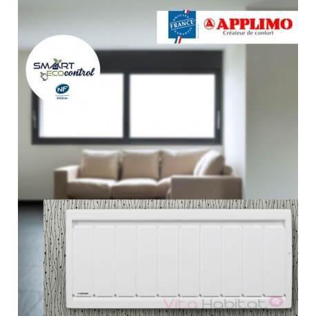 APPLIMO Radiateur electrique Fonte APPLIMO - SOLEIDOU Smart ECOcontrol 750W Bas 0013772SE