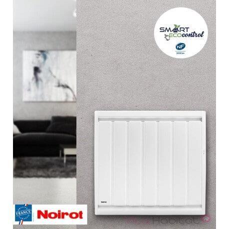 NOIROT Radiateur electrique Fonte NOIROT - CALIDOU Smart ECOcontrol 750W Horizontal N3012SEEZ