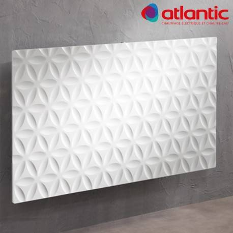 ATLANTIC Radiateur Atlantic IRISIUM MOZAÏC 1500W Horizontal Connecté et Intelligent - 604115