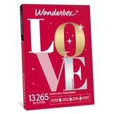 Wonderbox Coffret cadeau Love Émotion - Wonderbox