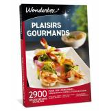 Wonderbox Coffret cadeau Plaisirs gourmands - Wonderbox