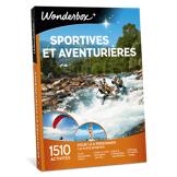 Wonderbox Coffret cadeau Sportives et aventurières - Wonderbox