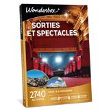 Wonderbox Coffret cadeau Sorties et spectacles - Wonderbox