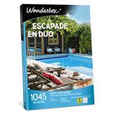 Wonderbox Coffret cadeau Escapade en duo - Wonderbox