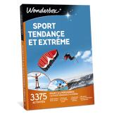 Wonderbox Coffret cadeau Sport tendance et extrême - Wonderbox