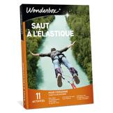 Wonderbox Coffret cadeau Saut à l'élastique - Wonderbox