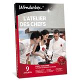 Wonderbox Coffret cadeau L'atelier des Chefs - Wonderbox