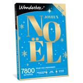 Wonderbox Coffret cadeau Joyeux Noël Pétillant - Wonderbox