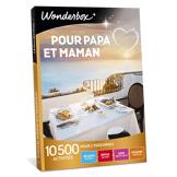 Wonderbox Coffret cadeau Pour Papa et Maman - Wonderbox