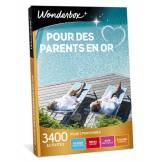 Wonderbox Coffret cadeau Pour des parents en or - Wonderbox