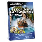 Wonderbox Coffret cadeau Séjour loisirs parc d'attractions en famille - Wonderbox