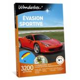 Wonderbox Coffret cadeau Evasion Sportive - Wonderbox