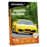 Wonderbox Coffret cadeau Passion Pilotage - Wonderbox