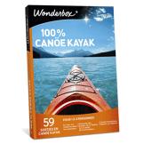 Wonderbox Coffret cadeau 100% Canoë kayak - Wonderbox