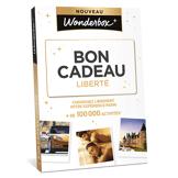Wonderbox Coffret cadeau Bon Cadeau Liberté - Wonderbox