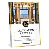 Wonderbox Coffret cadeau Destination 5 étoiles - Wonderbox