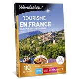 Wonderbox Coffret cadeau Tourisme en France - Sélection Qualité Tourisme - Wonderbox