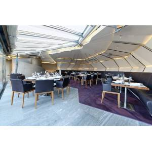 Wonderbox Coffret cadeau Repas gastronomique au dernier étage d'un immeuble haussmannien à Paris - Wonderbox - Publicité