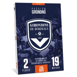 Wonderbox Coffret cadeau FC Girondins de Bordeaux - Wonderbox