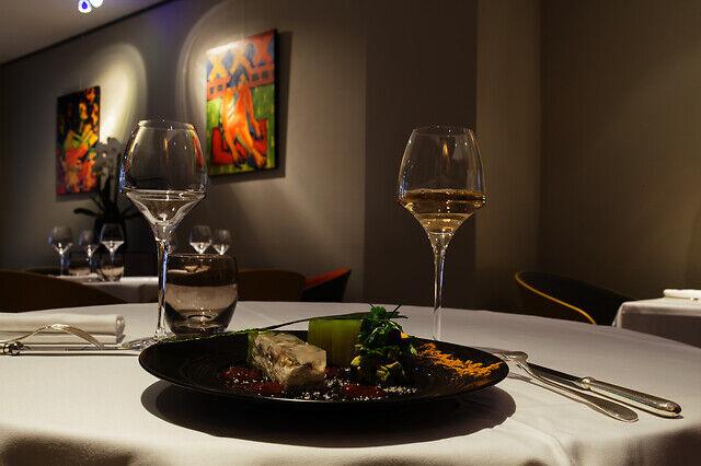 Wonderbox Coffret cadeau Repas dans le restaurant 1* Michelin Jacques Faussat - Paris 17 - Wonderbox
