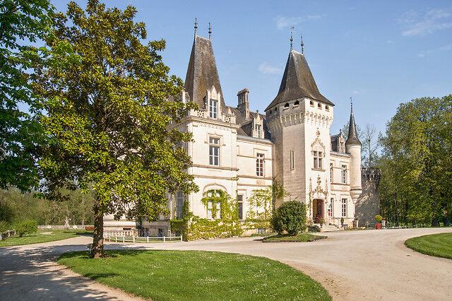 Wonderbox Coffret cadeau Séjour 4* d'exception avec visite de château dans le Limousin - Wonderbox