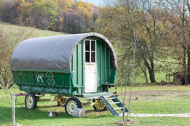Wonderbox Coffret cadeau Séjour en roulotte en Dordogne - Wonderbox