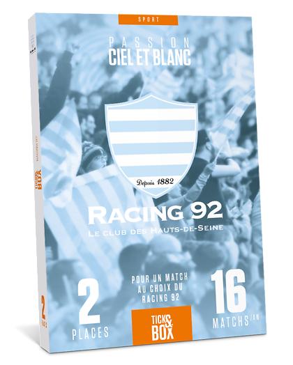 Wonderbox Coffret cadeau Racing 92 - Wonderbox