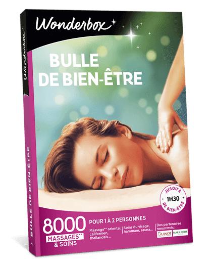 Wonderbox Coffret cadeau Bulle de Bien-Être - Wonderbox