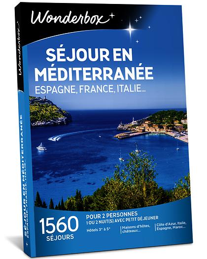 Wonderbox Coffret cadeau Séjour ...