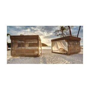 Sainte-Lucie: Castries - Publicité