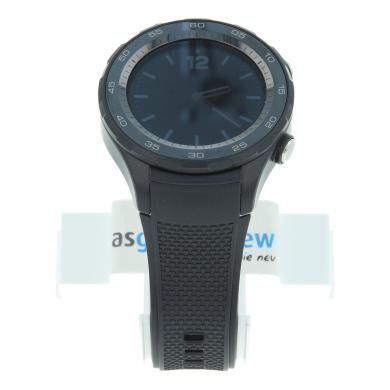 Huawei Watch 2 4G - bracelet sport noir