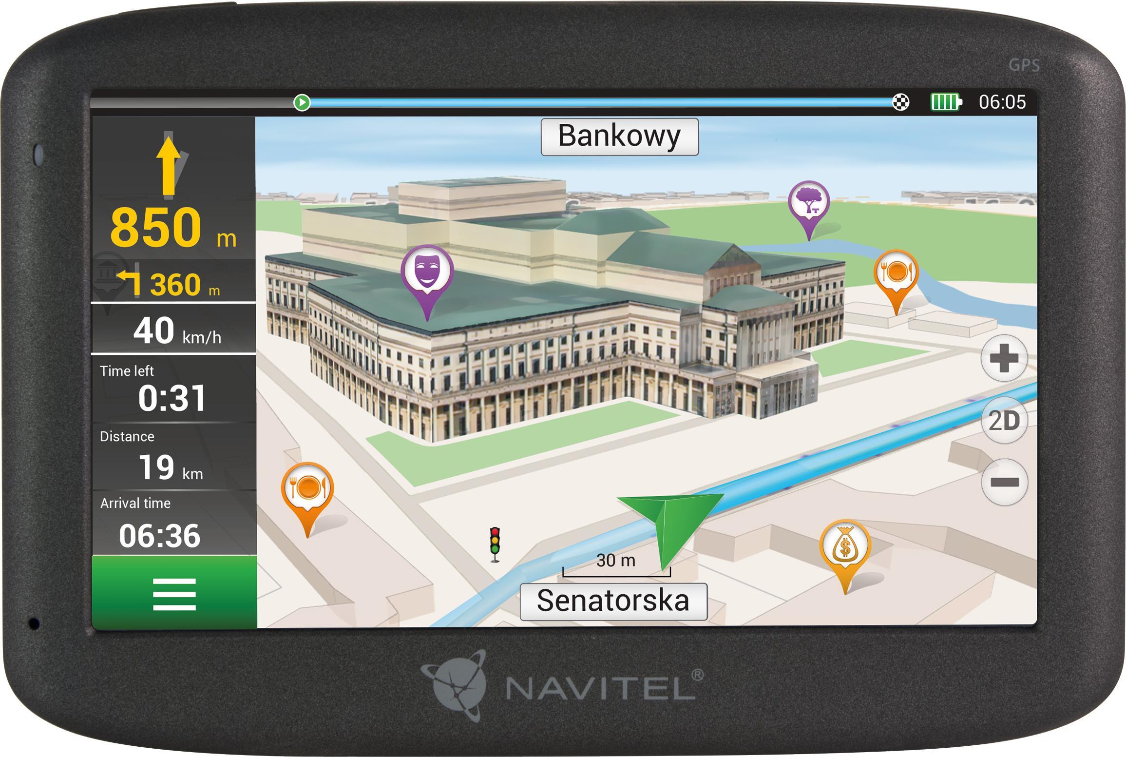 NAVITEL NAVMS400