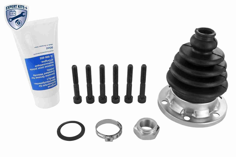 VAICO Soufflet De Cardan VW,SKODA,SEAT V10-6251 1J0498201,1J0498201 Jeu De Joint-soufflet,Arbre De Commande