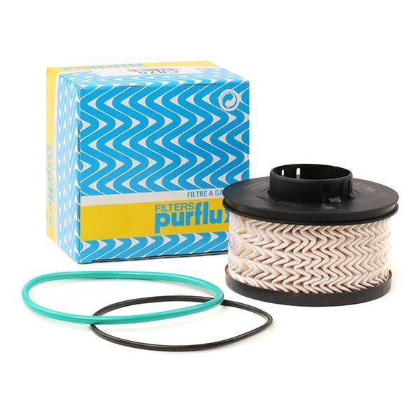 PURFLUX Filtre Fuel PEUGEOT,CITROËN,DS C875 9820226380 Filtre À Carburant