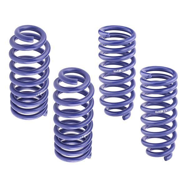 H&R; Jeu de suspensions, ressorts VW,CUPRA 28696-1