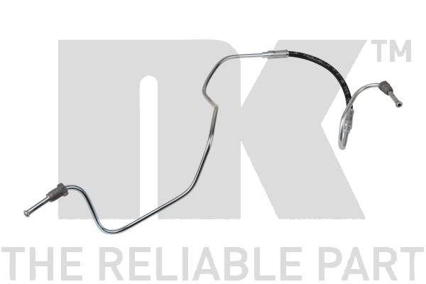 NK Flexible De Frein PEUGEOT,CITROËN,DS 853752 4886Z6,4886Z6 Durite De Frein