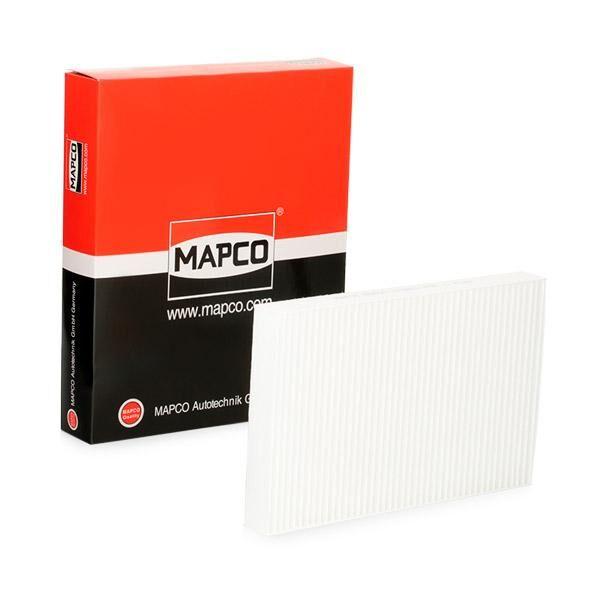 MAPCO Filtre d'Habitacle VOLVO 65850 1343232,13432323,9171296 Filtre à Pollen,Filtre De Climatisation,Filtre, air de l'habitacle 9184130,9192522