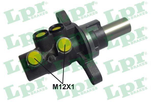 LPR Maître-cylindre PEUGEOT,CITROËN,DS 1080 4601R1,4601T2,4601T2