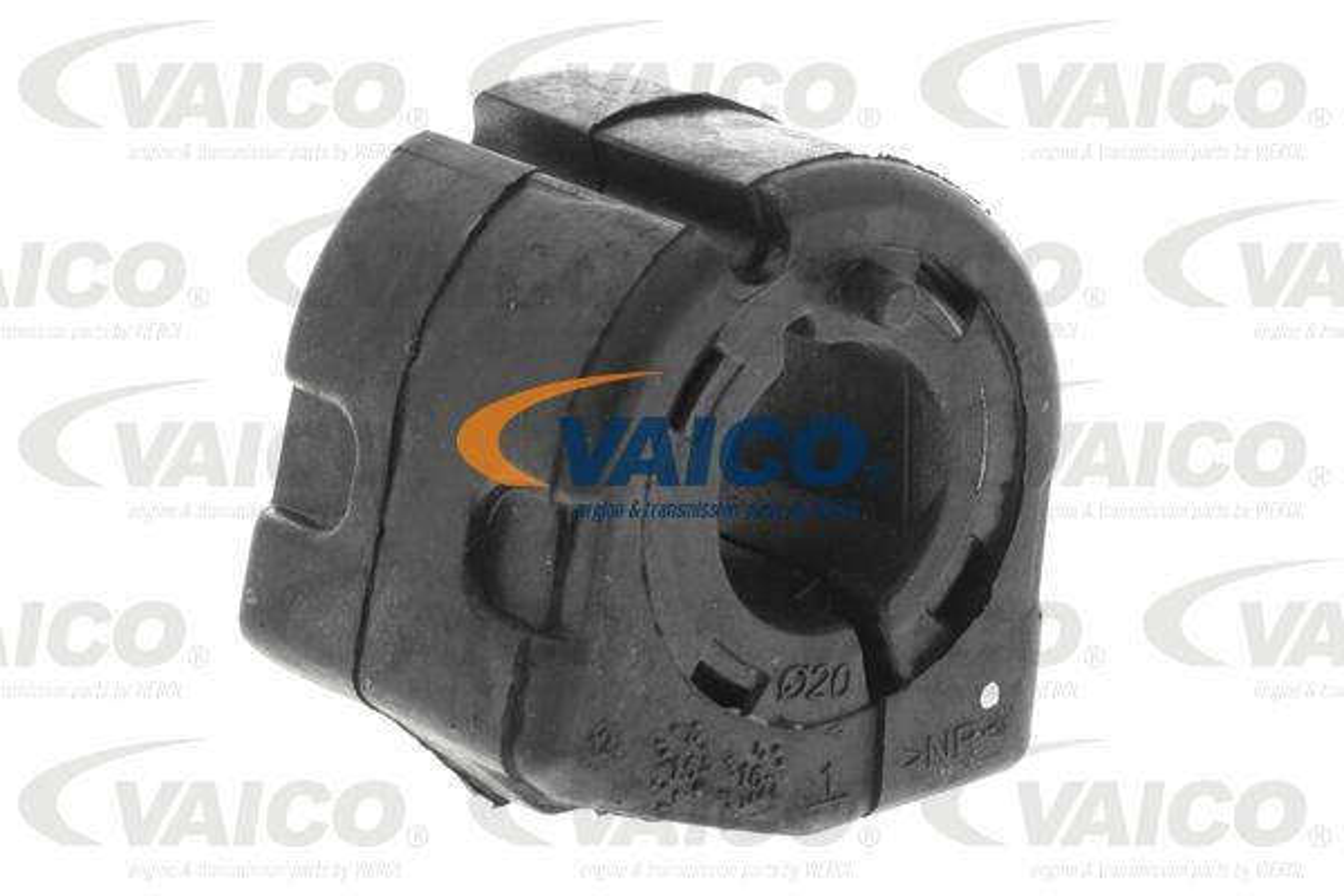 VAICO Stabilisateur De Suspension PEUGEOT V42-0497 5094C1 Silent Bloc De Barre Stabilisatrice