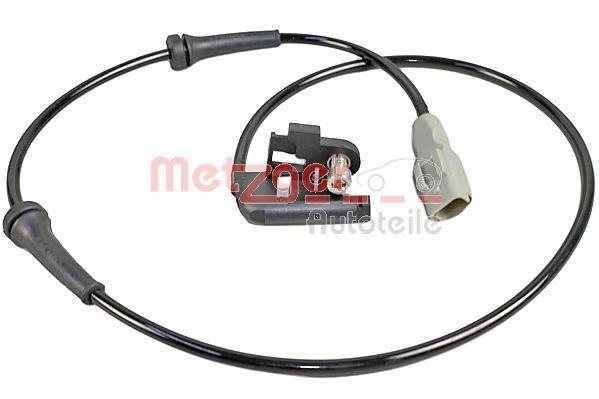 METZGER Sensor ABS PEUGEOT,CITROËN,DS 0900234 Capteur De Roue ABS,Capteur ABS