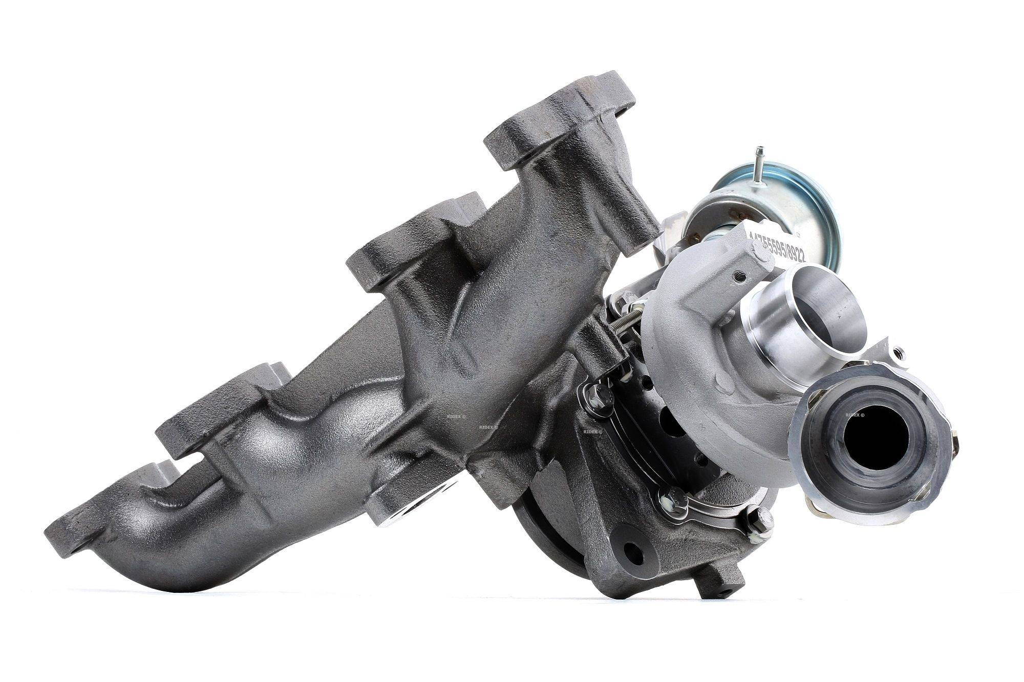 RIDEX Turbocompresseur VW,AUDI,SKODA 2234C0183 03G253014M,03G253014MV,03G253014MX Compresseur Turbo,Turbocompresseur, suralimentation 03G253014M
