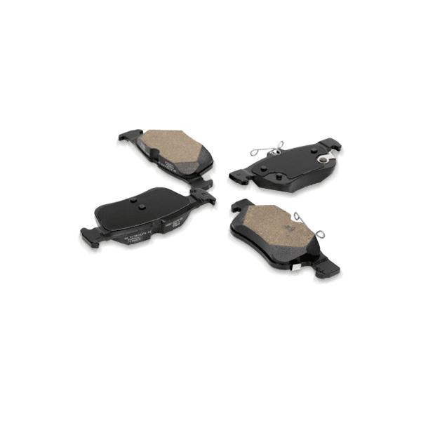 JAPANPARTS Plaquettes De Frein HONDA PA-491AF 06450S0KJ00,06450S0KJ01,06450S3NJ00 06450S6EE50,06450S7AE00,06450S7AE50,06450S7AN00,06450SEAJ00
