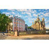 Saint Petersbourg: Russie ; Saint-Pétersbourg