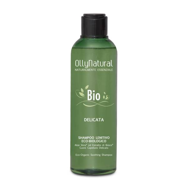 OLLY NATURAL OllyNatural Shampooing Apaisant Eco-Bio 200ml (copie)