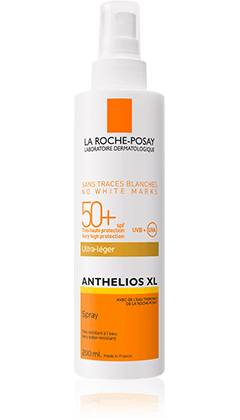 LA ROCHE POSAY-PHAS (L'Oreal) La Roche-Posay Anthelios XL SPF 50+ spray 200ml Ultra-Light