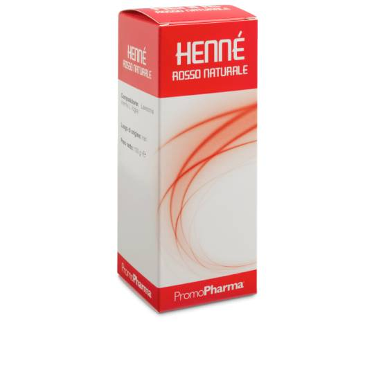 PROMOPHARMA SpA Henne Rosso Naturale 100g