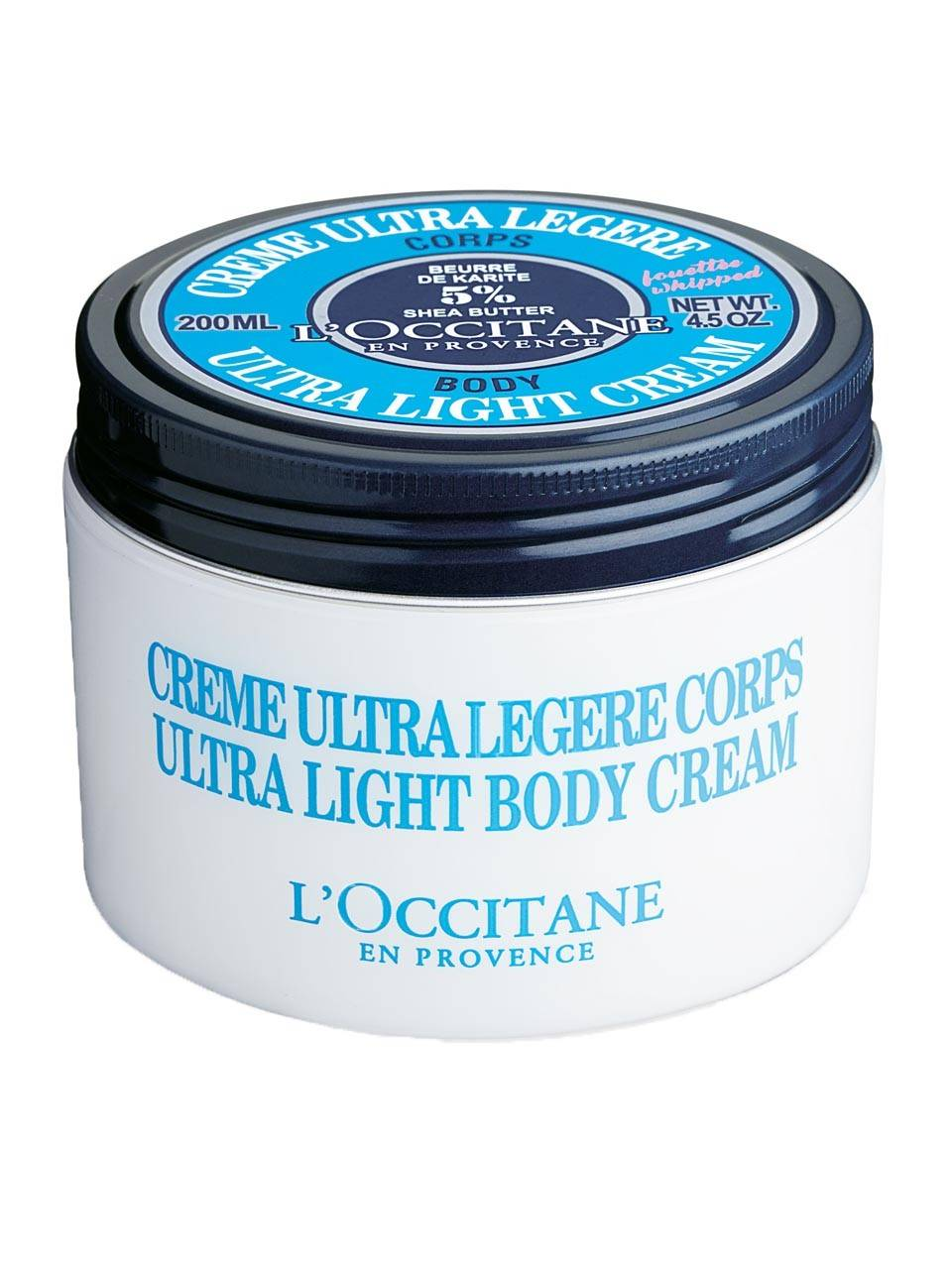 L'OCCITANE ITALIA Srl L'Occitane Shea Shea Ultra Light Corps Corps 200ml