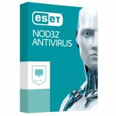 ESET - NOD32 Antivirus 2020   3 postes   1 an   PC   Livraison email